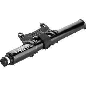 Lezyne CNC Gauge Drive HP Mini bomba M, negro